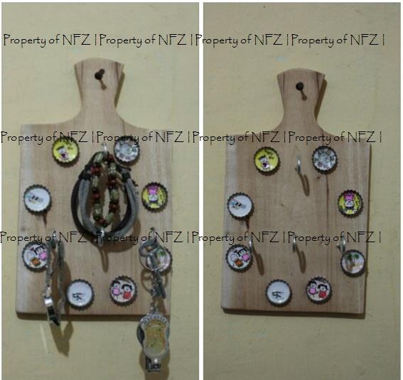 Bracelet Hanger (idr 70k)
